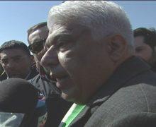 Intervista al Sindaco Oliveri davanti al Gate del Porto
