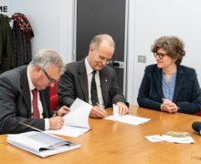 Convenzione tra azienda De Masi e Università Mediterranea degli Studi di Reggio Calabria