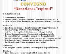 Reggio, convegno su donazione e trapianti
