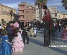 San Ferdinando, il Carnevale dell'associazione Santa Barbara