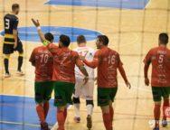 Gallinica, Diogo e Creaco: il Futsal Polistena va! Battuto l'Arcobaleno Ispica