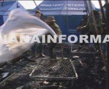 San Ferdinando, rogo tendopoli: perizia tecnica su cause
