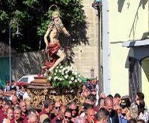 Rinvenuta la statua di S. Ilarione Abate