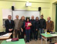 Sophia Maria Parisi, ha avuto un riconoscimento da parte della Specialist distrettuale Lions Maria Bitonte