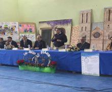 Rosarno, presentato all'Istituto Marvasi Vizzone il progetto In Bici Mi Piace