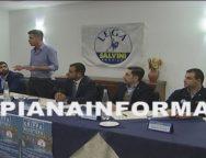 Nicotera, il segretario nazionale lega giovani a sostegno di Antonio Macri'