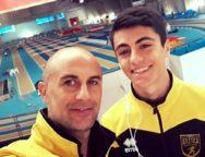 Atletica-Campionati Regionali e di Societa', ancora vittorie per il tecnico Prof.Marco Vitale e per lo sprinter reggino Alessandro Vitale