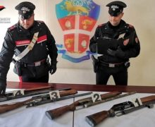 Roccella Jonica. Un arresto per detenzione di armi