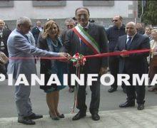 Oppido, inaugurata la nuova sede del Giudice di Pace