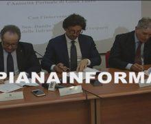 Porto di Gioia Tauro, firmato il protocollo di legalita'