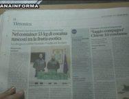 Rassegna Stampa 25 Maggio 2019