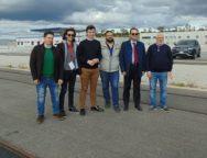 L'Associazione Ferrovie in Calabria in visita al Porto di Gioia Tauro:  nuove prospettive per il traffico merci su rotaia