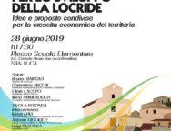 San Luca: Venerdi' 28 Giugno il convegno sul futuro della Locride