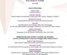 SUD-EST Contemporanei: Cronache di un viaggio nella Calabria Grecanica