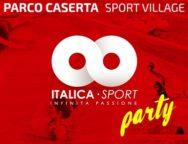 Italica Sport Party, il Parco Caserta celebra i propri successi sportivi
