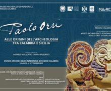 Al MArRC si prepara la Grande Mostra dedicata all'illustre archeologo Paolo Orsi