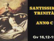 Il Cammino dello Spirito, la Trinita'