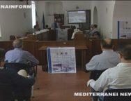 """Convegno Lions: """" Patrimonio e valorizzazione. La città di Nicotera e i territori della dieta mediterranea"""" ."""