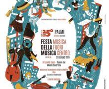 """La seconda edizione della """"Festa della Musica di Palmi"""" nell'incantevole scenario del Monte Sant'Elia"""