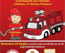 Finalmente a Rosarno arriva Pompieropoli
