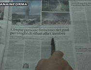 Rassegna Stampa 20 Giugno 2019