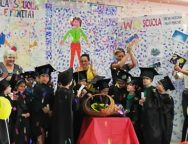 Taurianova, i bambini della Pascoli salutano la scuola dell'infanzia