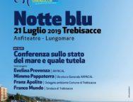 Notte Blu a Trebisacce per festeggiare la sesta Bandiera Blu, assegnata dalla FEE (Fondazione per l'Educazione Ambientale).