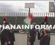 Taurianova, intitolata una strada al Brigadiere dei Carabinieri Vincenzo Prochilo