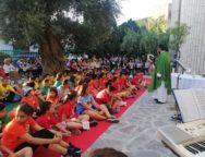 Gioia Tauro, estate ragazzi 2019 al centro giovanile Don Bosco