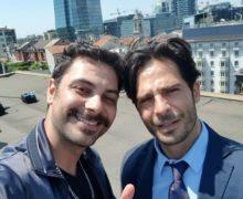 Marco Bocci alla SRC, accordi in corso per un'importante collaborazione tra il noto attore e la Scuola di Recitazione della Calabria.