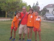 Ai campionati regionali di staffette  Titoli regionali a suon di record per l'Atletica Gioia Tauro