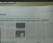 Rassegna Stampa 22 Agosto 2019