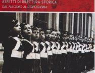 """Reggio, presentato il libro """"Il potere e la nemesi/Aspetti di rilettura storica dal Fascismo al Dopoguerra"""""""