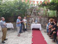 Gioia Tauro, inaugurata Edicola Votiva