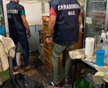 Reggio Calabria. Controlli dei Carabinieri del NAS