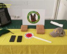 Sequestrato 1,6 cocaina, un arresto Operazione Guardia di finanza al terminal aliscafi di Reggio
