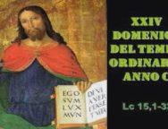 Il Cammino dello Spirito, XXIV Domenica del tempo ordinario