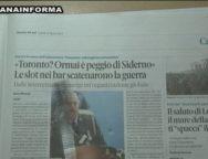 12 Settembre 2019 Rassegna Stampa