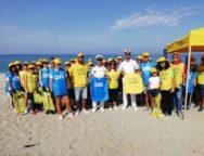 """Palmi, """"Ripuliamo le spiagge"""", promossa da Legambiente e dal gruppo imprenditoriale """"VéGé"""""""