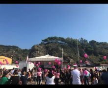 Palmi, la Guardia Costiera in prima linea contro il tumore al seno