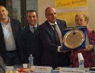 Gioia Tauro, consegna premio Kairos