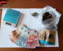 Reggio, un arresto per droga