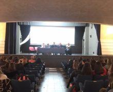 """Progetto """"A-'Ndrangheta"""": gli studenti di Polistena a lezione di integrazione e tolleranza  Il Commissario Capo Gagliano: «I giovani raccolgano la sfida per costruire la pace»"""