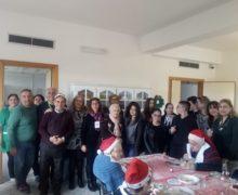 Rizziconi, pranzo di Natale con i poveri della Comunita' Sant'Egidio