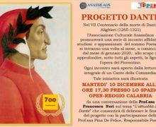 Reggio, incontro su Dante Alighieri