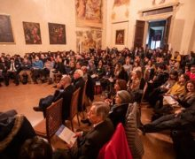 """Presenti a Bologna per l'evento """"Patto tra le città sui temi dell'immaginazione civica e della cura condivisa dei beni comuni"""" per relazionare sui Patti di Collaborazione della nostra città."""