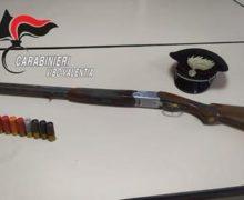 Trovati con Fucile clandestino e munizioni, arrestati