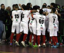 Il derby parla rossoverde. Fortuna e Dentini, il Futsal Polistena espugna Reggio Calabria