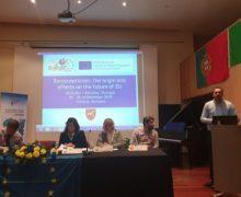 Comunicato stampa: Si è chiuso a Barcelos il meeting del progetto Eihgt cities for building our Europe- 8C2C4EU Tra i relatori l'Edic Calabria&Europa di Gioiosa Jonica ha affrontato il tema del populismo