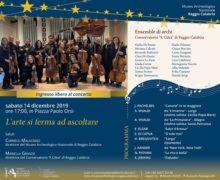 Natale in musica, al Museo Archeologico Nazionale di Reggio Calabria